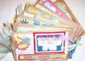 our simply us paper bag scrapbook