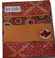 Pregnancy paper bag journal example