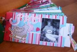Envelope Memory Album 2