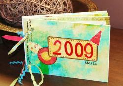 online scrapbooking and mini albums