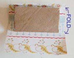 Toilet tissue Roll Mini scrapbook