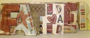 a scrapbook gift for dad