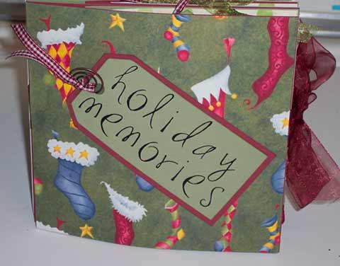 holiday memories star album