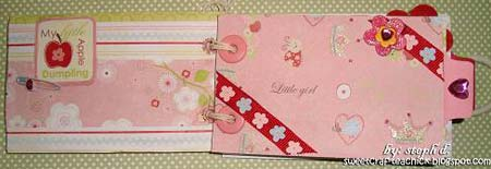 pretty pink pages