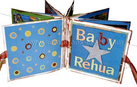 star book front and back cover