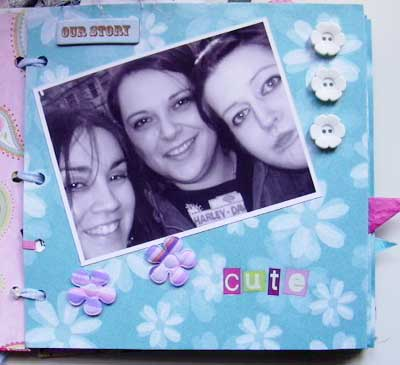 minii album pic - BEST FRIENDS FOREVER