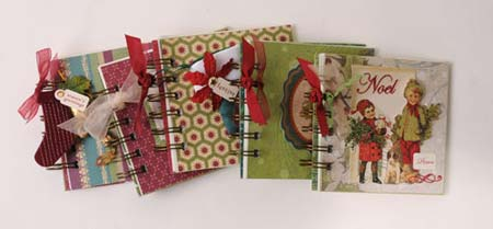 Bind It all Mini Albums