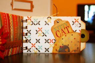 Cat Scrapbooking