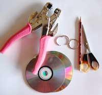 cd mini album materials
