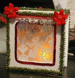 Christmas Luminary Box
