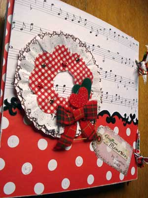 Christmas Memories Scrapbook