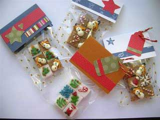 Christmas Sugar Cubes packs