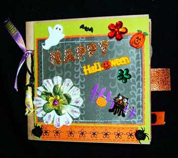 Cute Halloween Mini Album