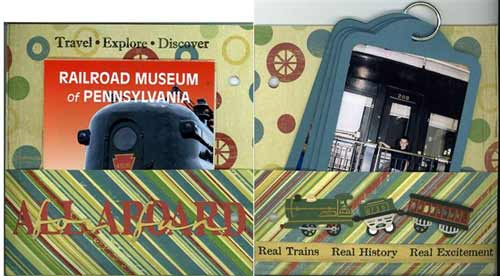 destination pa mini book - museum