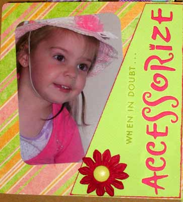 girl match book album of cameron - accesorise