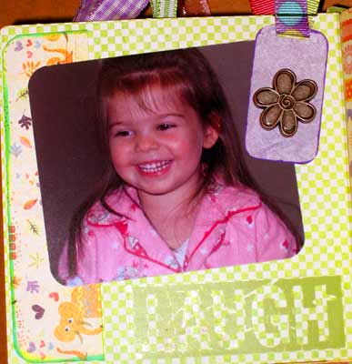 girl match book album of cameron - laugh