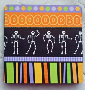 Halloween Squash Book