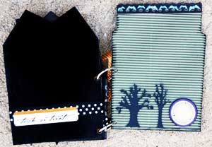 haunted house mini album 5