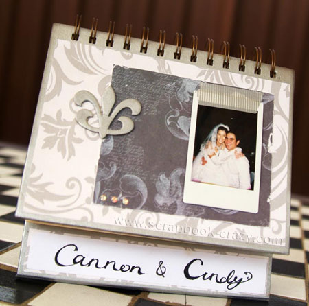 instax wedding guest book