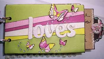 Me Scrapbook - loves