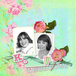 digital scrapbooks with cropmom