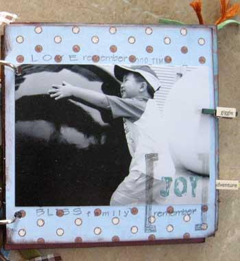 joy - simply life mini album