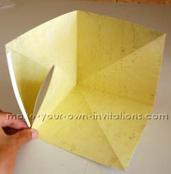make a square mini album 2