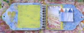 Travel Journal Scrapbook