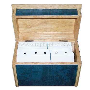 Altered adress box