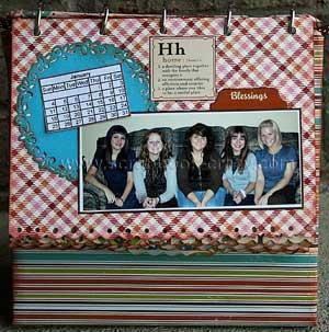 altered family calendar