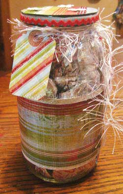 Altered Jar Gifts