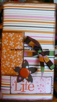Handmade Pocket Calendar