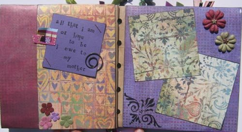 mothers day paper bag album 1