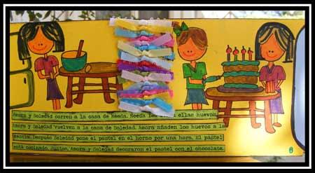 amys childrens book scrapbook. no eggs!