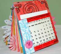 paper bag album - may
