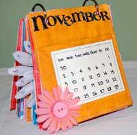 paper bag album -  nov
